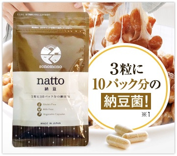 納豆サプリ